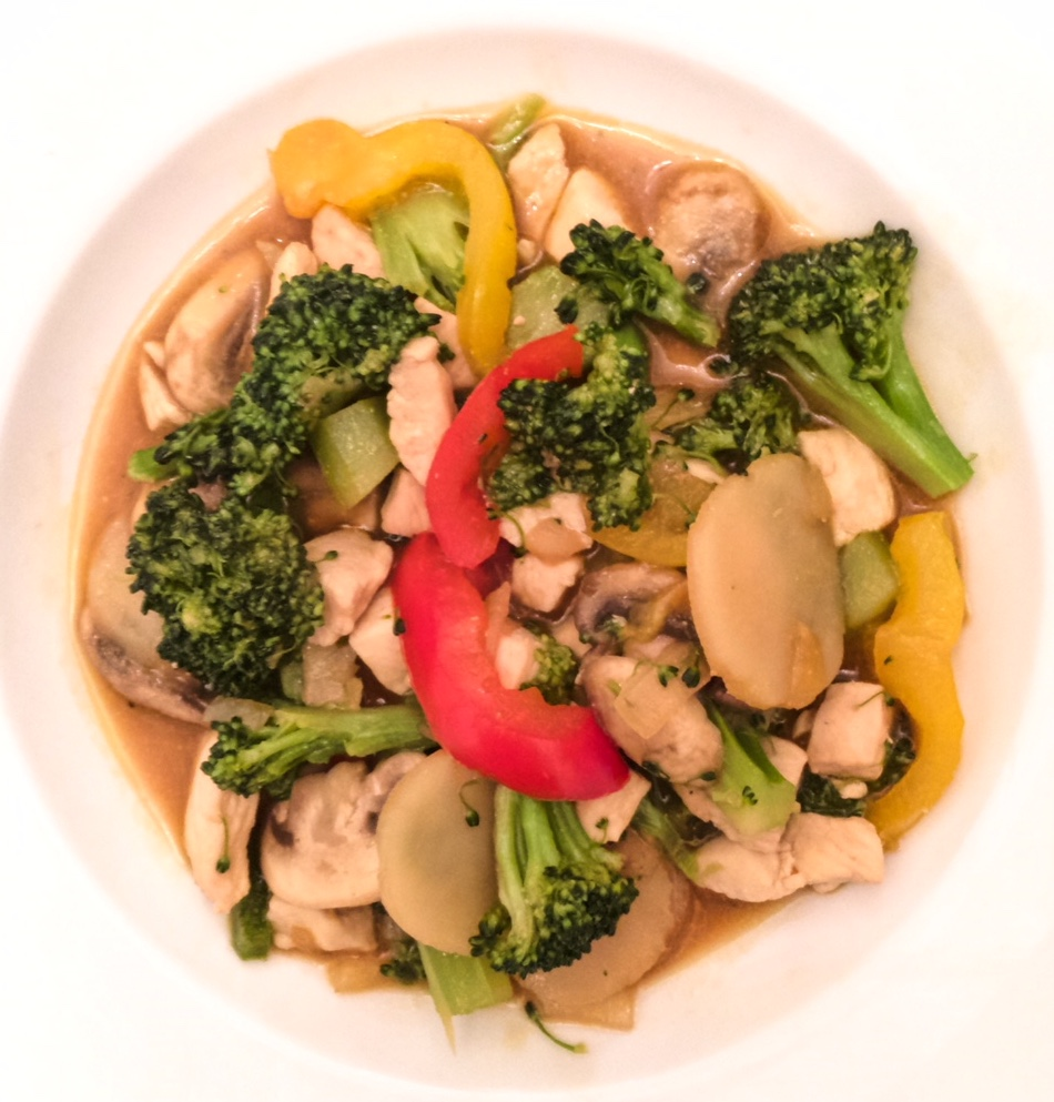 Chinese Chicken Stir Fry